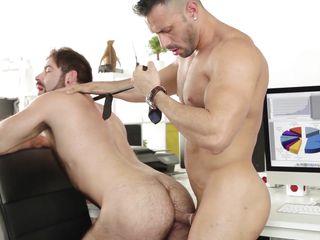 Нежный секс геев